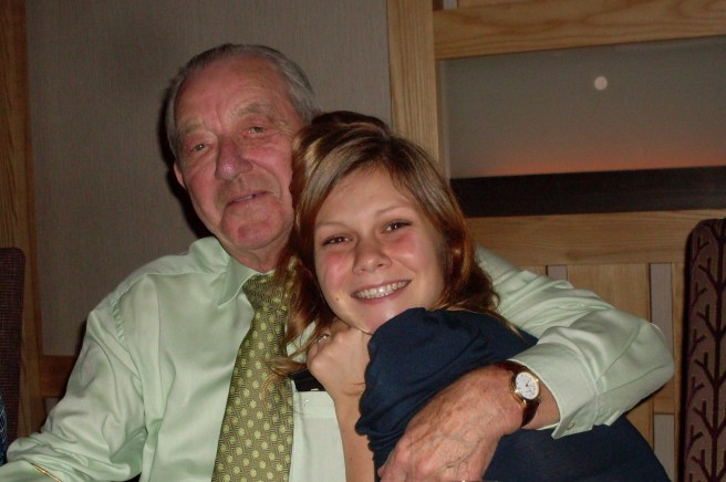 Emily and Granddad 2