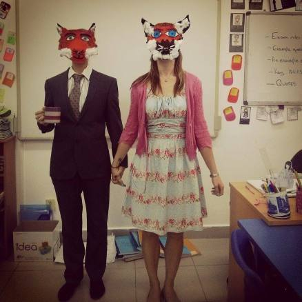 mr-and-mrs-fox